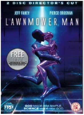 summary of the lawnmower man A simple man is turned into a genius new line cinema had obtained the rights to the stephen king short story the lawnmower man plot summary synopsis.
