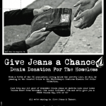 GIVE JEANS A CHANCE AT VOLCOM, FALMOUTH