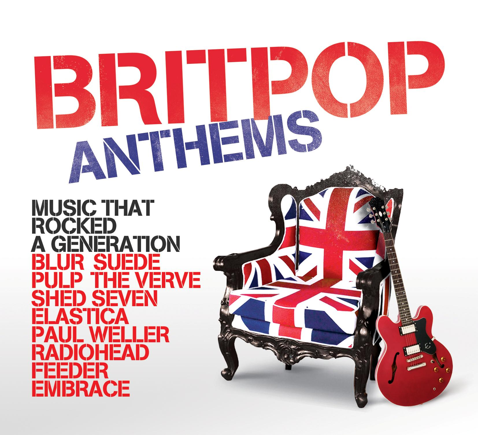 ROSE WILBY PRESENTS HOW (NOT) TO MAKE IT IN BRITPOP IN