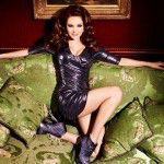 KELLY BROOK TEAMS UP WITH NEW LOOK FOR CHRISTMAS COLLECTION