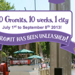 GROMITS TAKE OVER BRISTOL