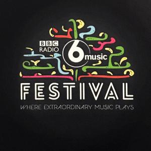 BBC 6 Music Festival logo