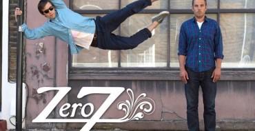 INTERVIEW WITH ZERO 7