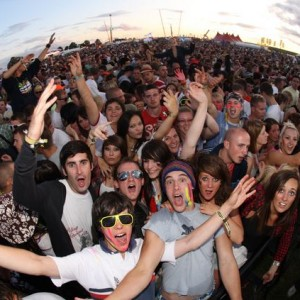 GLOBAL GATHERING LINE UP ANNOUNCED