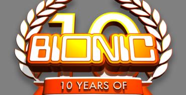 WIN BIONIC 10th BIRTHDAY TICKETS