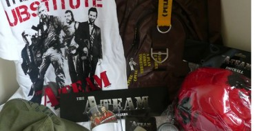 WIN A-TEAM MOVIE GOODY BAGS