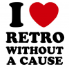 WIN RETRO WITHOUT A CAUSE GOODIES