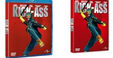 REVIEW: KICK ASS DVD
