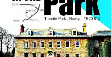 PARTY IN THE PARK IN PENZANCE