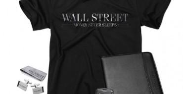WIN WALL STREET FILM GOODIE PACKS