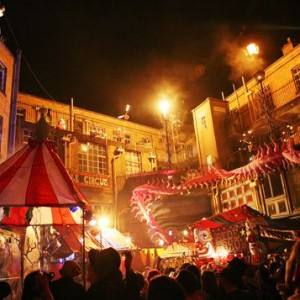 REVIEW: CARNY VILLE BRISTOL (OCTOBER 2010)