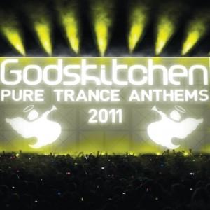 WIN GODSKITCHEN PURE TRANCE ANTHEMS 2011 ALBUM