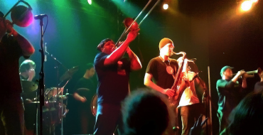 REVIEW: YOUNGBLOOD BRASS BAND AT EXETER PHOENIX (25/10/10)