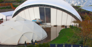 EDEN PROJECT HIT BY SEVERE FLOODING