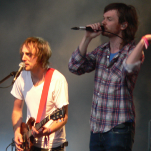 REVIEW: IDLEWILD AT THE GARAGE, LONDON (14/12/10)