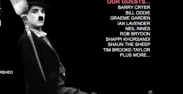 WELSH COMEDIAN ROB BRYDON HEADS UP CELEB LIST FOR BRISTOL SLAPSTICK FESTIVAL 2011