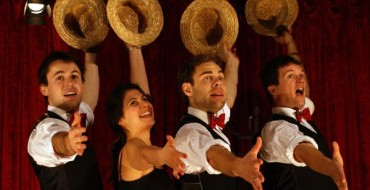 BARBERSHOP OPERA AT PLYMOUTH'S DRUM THEATRE