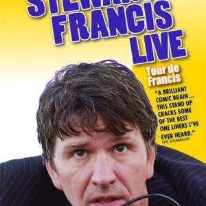 WIN STEWART FRANCIS: TOUR DE FRANCIS DVD