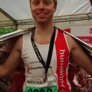 RUN THE BATH HALF MARATHON FOR CHARITY