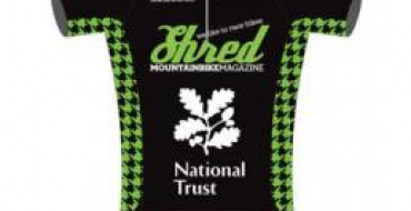 NATIONAL TRUST LINKS UP WITH SHRED RACE TEAM