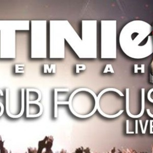 TINIE TEMPAH AND SUB FOCUS LIVE FOR NASS 2011
