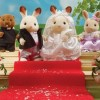 SYLVANIAN FAMILIES LAUNCH LIMITED EDITION ROYAL WEDDING SET
