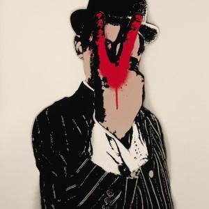 BRISTOL STREET ARTIST NICK WALKER TO AUCTION ARTWORK OFF FOR CHARITY