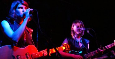 REVIEW: SMOKE FAIRIES AND SEA OF BEES AT BRISTOL FLEECE (02/02/11)