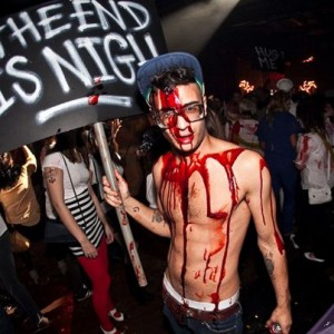 THE END OF THE WORLD PARTY HITS BRISTOL AND CARDIFF