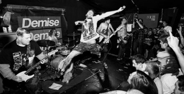 REVIEW: YOUR DEMISE AT PLYMOUTH WHITE RABBIT (26/02/11)
