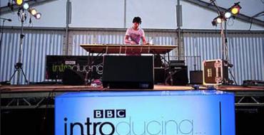 BBC INTRODUCING AT CHELTENHAM WYCHWOOD FESTIVAL 2011