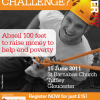 TAKE PART IN A CHARITY ABSEIL IN GLOUCESTER