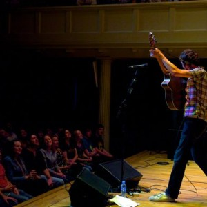 REVIEW: FRANK TURNER AT BRISTOL ST GEORGE'S (25/05/11)