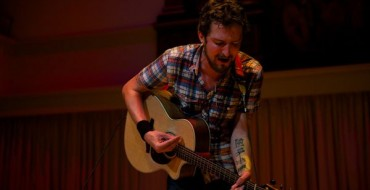 REVIEW: FRANK TURNER AT FROME CHEESE & GRAIN (16/08/12)