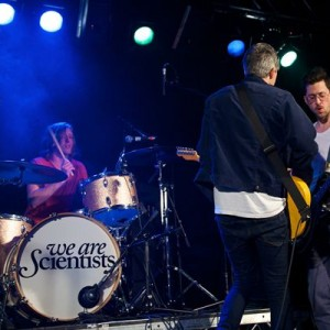 REVIEW: WE ARE SCIENTISTS CARDIFF SOLUS (31/05/11)