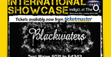 WELSH BAND BLACKWATERS THROUGH TO SURFACE FESTIVAL FINAL IN LONDON