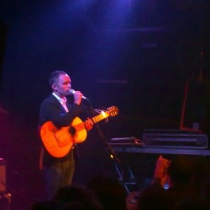 REVIEW: JENS LEKMAN AT BRISTOL THEKLA (18/10/11)