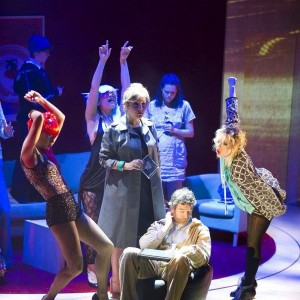 REVIEW: EARTHQUAKES IN LONDON AT BATH THEATRE ROYAL (30/09/11)
