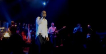 REVIEW: JAMES AT CARDIFF MILLENNIUM CENTRE, WALES, (23/10/11)