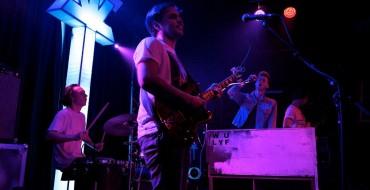 REVIEW: WU LYF AT BRISTOL THEKLA (25/10/11)