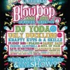 REVIEW: BLOWPOP IN:MOTION AT MOTION, BRISTOL (21/10/11)