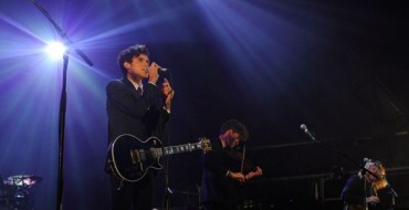 REVIEW: NOAH AND THE WHALE + THE VACCINES AT EDEN SESSIONS 2012