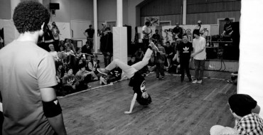 A NEW KING OF PLYMOUTH IS CROWNED IN BREAKDANCING BATTLE