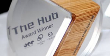 HUB AWARDS 2011 RECOGNISE YOUNG BUSINESS STARS