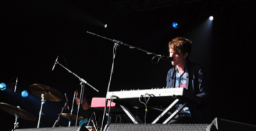 REVIEW: JAMES BLAKE AT BRISTOL ANSON ROOMS (29/11/11)
