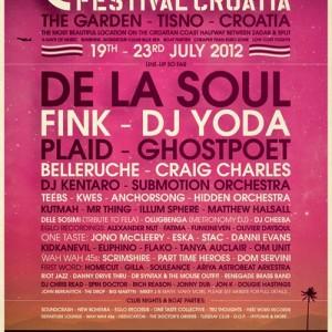 CROATIA'S SOUNDWAVE FESTIVAL LINE-UP ANNOUNCED