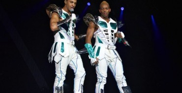 REVIEW: JLS AT CARDIFF MOTORPOINT ARENA (20/03/12)