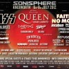 SONISPHERE CANCELLED