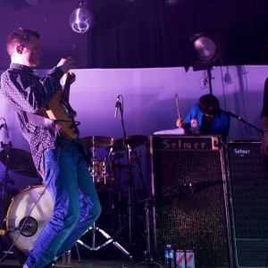 REVIEW: THE MACCABEES AT CARDIFF GREAT HALL (17/03/12)