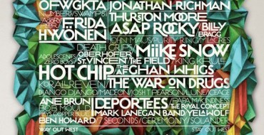 TOP LINE-UP UNVEILED FOR SWEDEN'S WAY OUT WEST FESTIVAL 2012